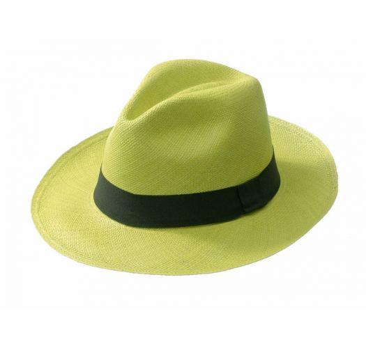 Шляпа-панама - CLASSIC Lemon